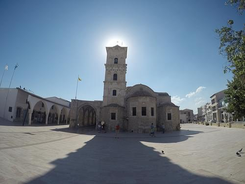 The Church of St Lazarus, Larnaca.