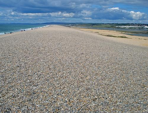 Chesil Beach (west)