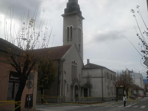 Holy Trinity Church, Kraljevo