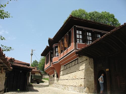 Kableshkovhuis - Koprivshtitsa