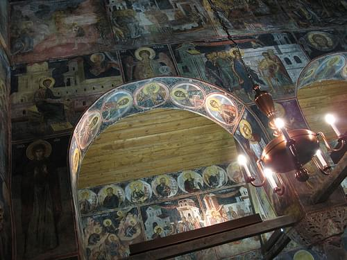 Church of the Holy Savior, Nesebar