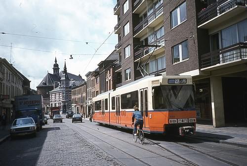 SNCV 1982, Binche