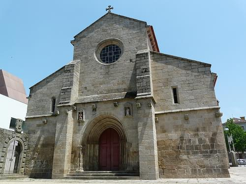 Cathedral, Vila Real