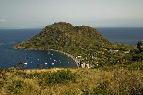 Hiking, Lipari Island