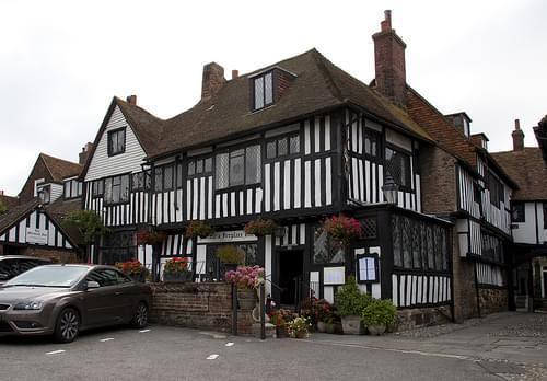 Mermaid Inn Rye 1