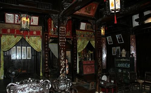 Tan Ky House