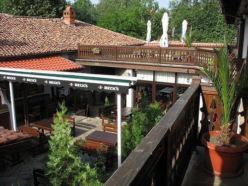 Hotel Chiflik - Kazanlak {juni 2010}