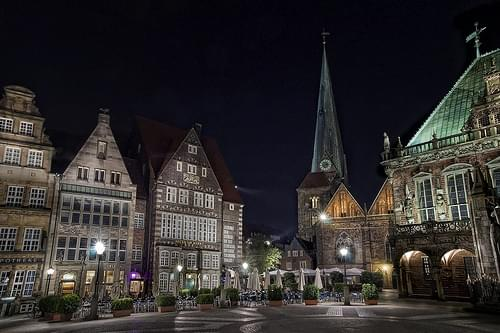 Historical Center of Bremen
