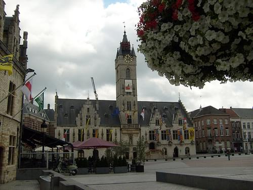 City Hall, Dendermonde