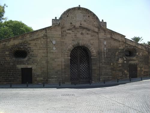 Famagusta Gate.