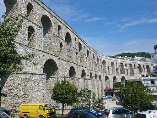 Aqueduct / Акведукт