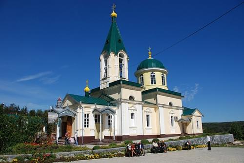 Monastery in Moldova