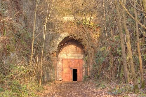 Drakelow  Tunnel Entrance