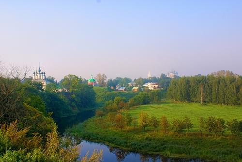 Russia, Vladimir, Suzdal