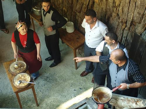 Town Center, Camlihemsin