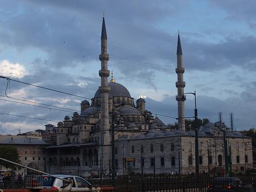 Istanbul :: Yenicami