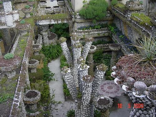 Jardin Rosa Mir in Lyon