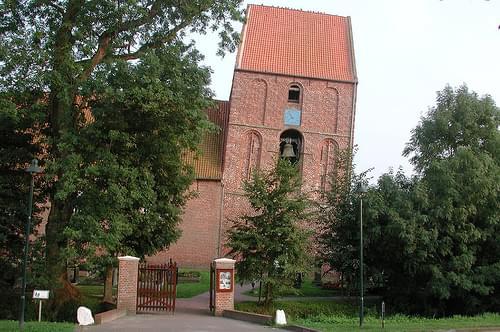 Schiefer Turm von Suurhusen