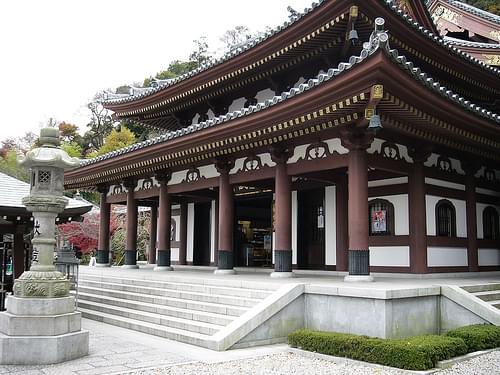 Hase-dera temple Kamakura
