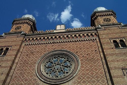 Synagogue Cetate, Timisoara, Romania