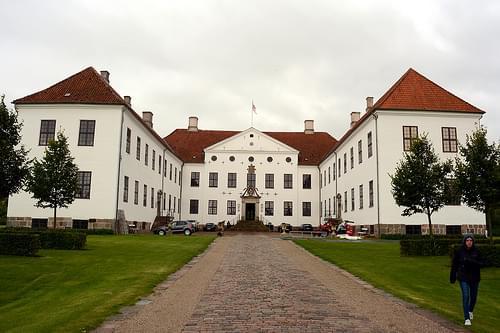 Clausholm Castle and Park