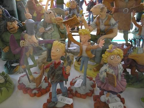 Roald Dahl's characters