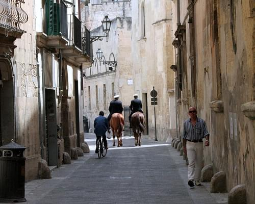 alternatives in lecce