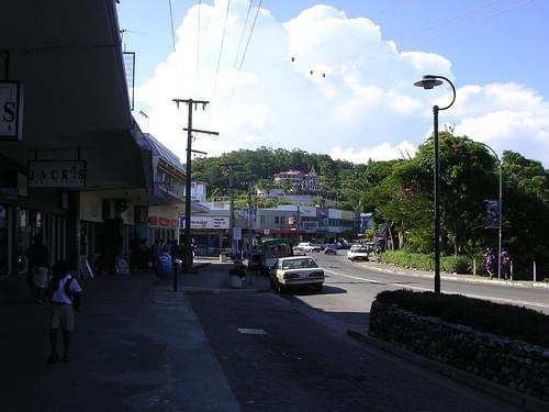 Sigatoka Sidewalk