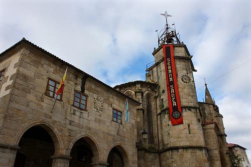 Church of Santiago / Igrexa de Santiago, Betanzos