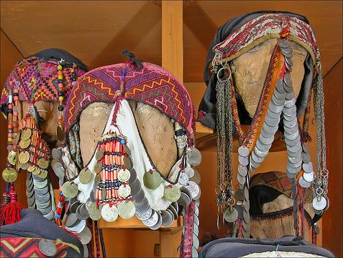 Le musée des traditions populaires (Amman, Jordanie)