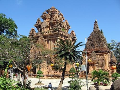 Po Nagar Cham Towers, Nha Trang