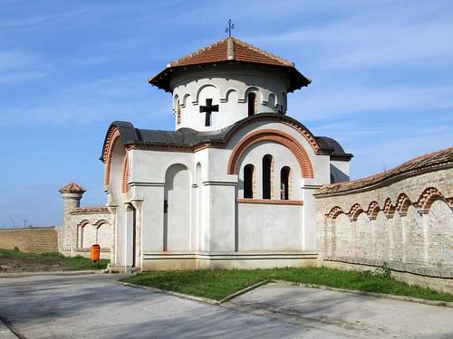 Kovilj Monastery Front Gate