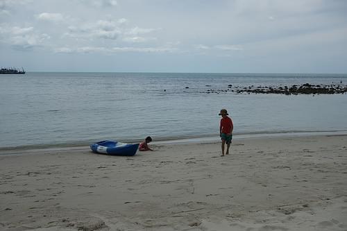 Silver Beach, Ko Samui