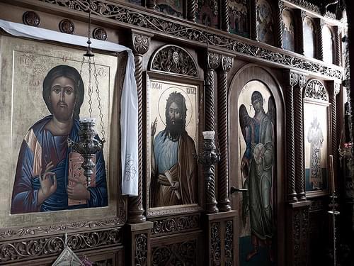 Tvrdos Monastery 3