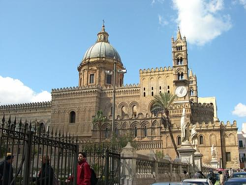 Palermo Cathedral 2