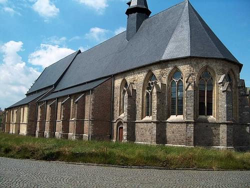 Begijnhofkerk, Sint-Truiden