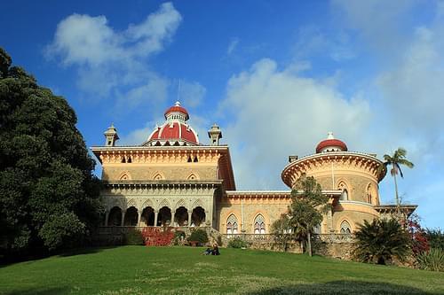 Palácio Nacional de Monserrate, Sintra