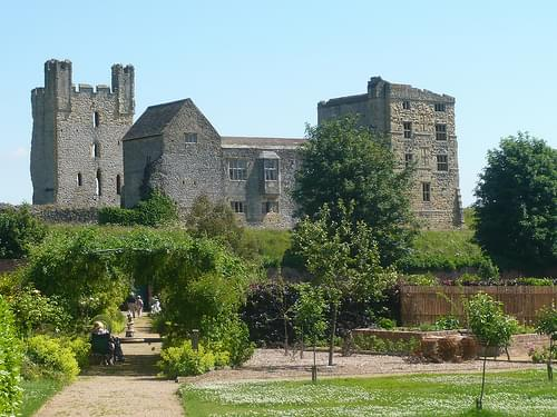 Duncombe Castle