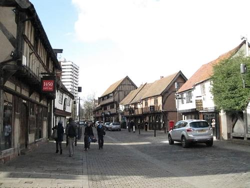 Historic Center, Coventry