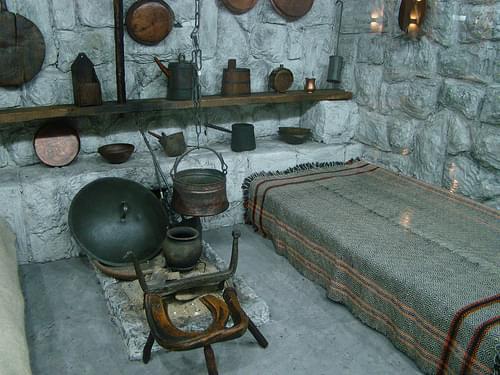 Belgrade, Serbia ~ Ethnographic Museum