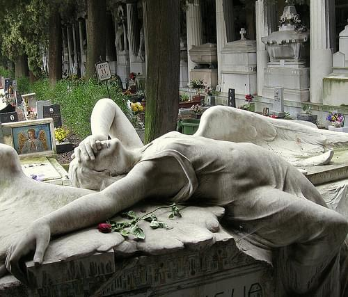 Monumental Cemetery of Staglieno, Genoa