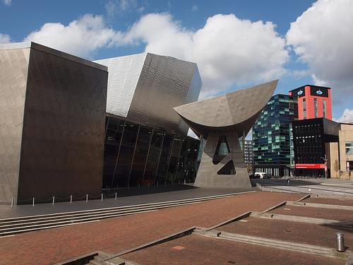 The Lowry - Salford Quays