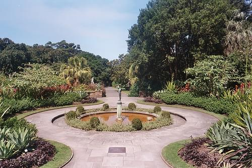 Royal Botanic Garden - Sydney, Australia