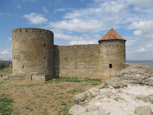 Akkerman Fortress, Bilhorod-Dnistrovskyi