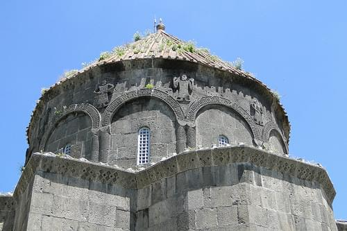 10th-Century Apostles' Church-Kumbet Mosque - Kars - Turkey - 02