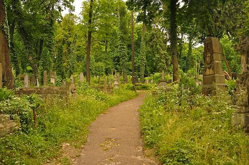 Lychakivskiy Cemetery