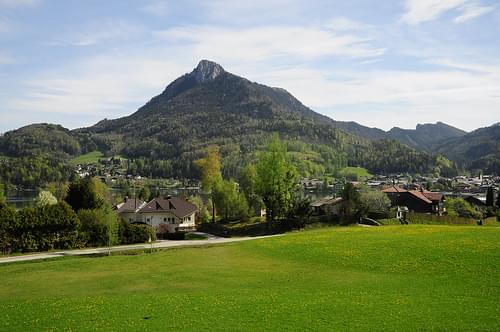 Gaisberg Mountain