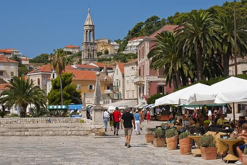 Historic Center, Hvar