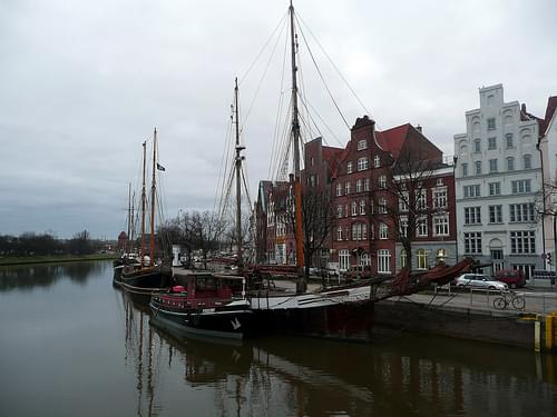 Sailors' Guildhall, Lubeck