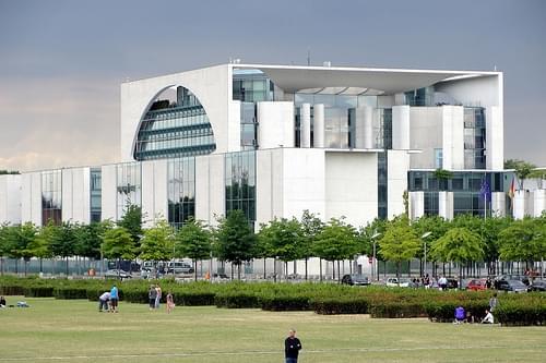 Chancelaria Alemã / German Chancellery